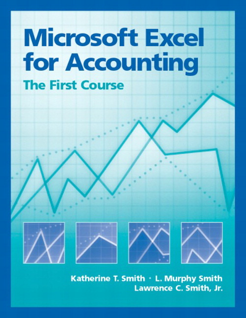 pearson microsoft excel for accounting the first course rh catalogue pearsoned co uk Quick Reference Guide Real Estate Guide