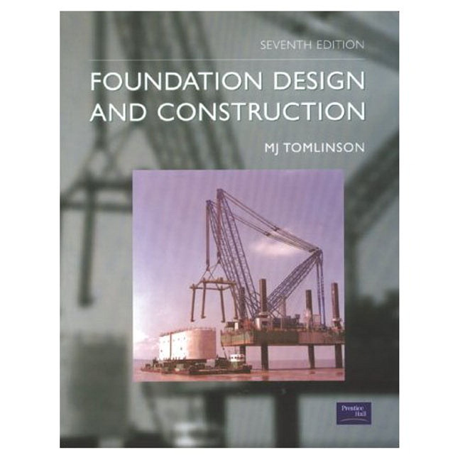 Pearson foundation design and construction 7e mj tomlinson view larger cover foundation fandeluxe Gallery