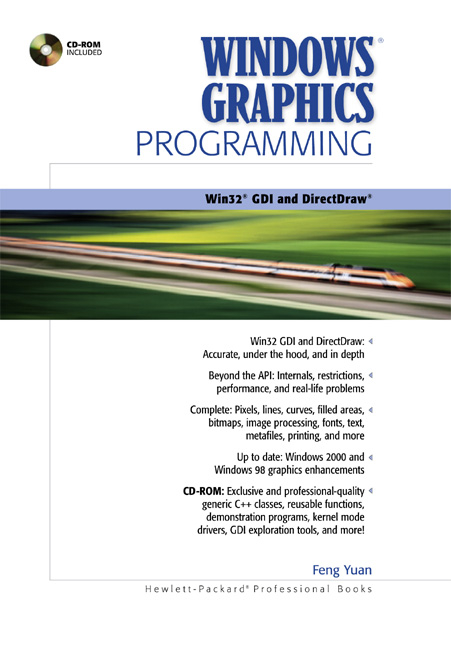 Graphics Programming With GDI
