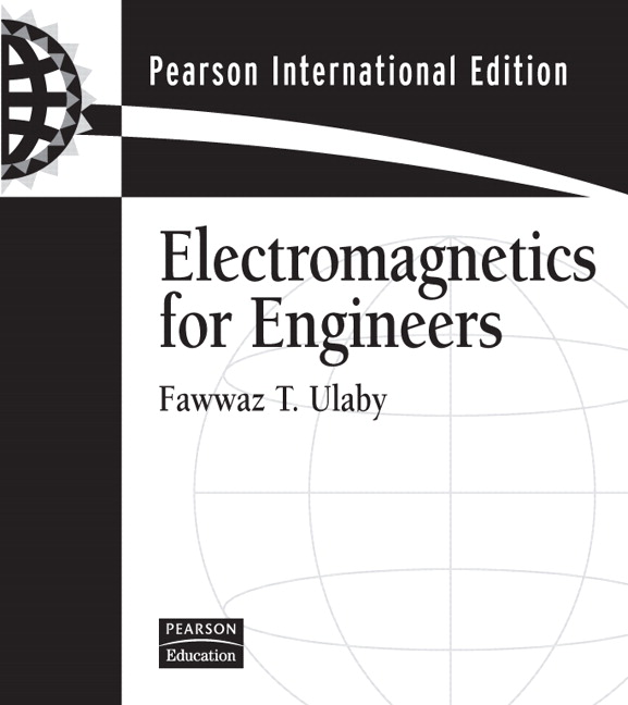 pearson electromagnetics for engineers international edition rh catalogue pearsoned co uk