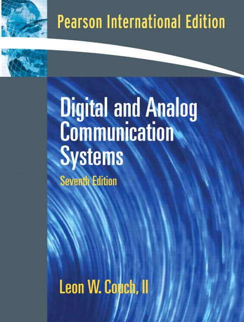 Pearson digital analog communication systems international view larger cover digital analog communication systems international edition fandeluxe Gallery