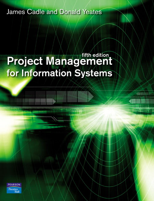 Pearson project management for information systems 5e james view larger cover project management for information systems fandeluxe Gallery