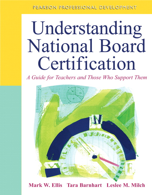 Pearson Understanding National Board Certification A Guide For