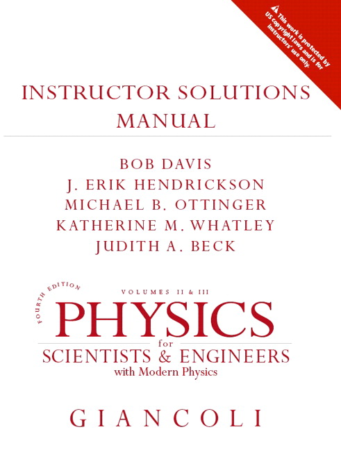 Physics for scientists and engineers solutions manual pdf ecza physics fandeluxe Image collections