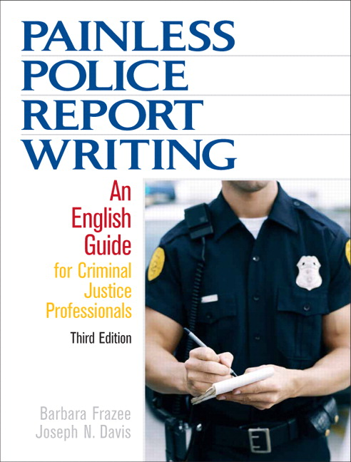 YourPoliceWrite com - Professional Report Writing for Law