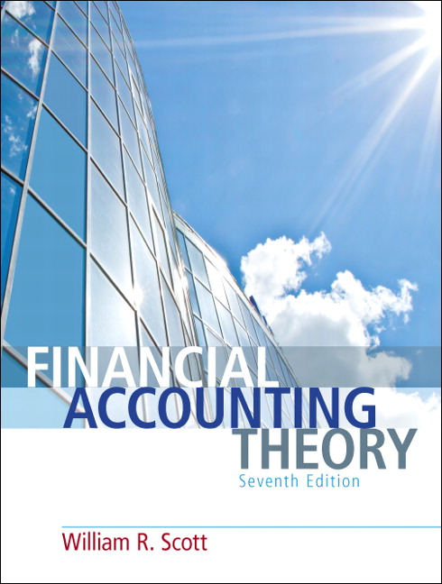 Pearson financial accounting theory 7e william r scott view larger cover fandeluxe Image collections
