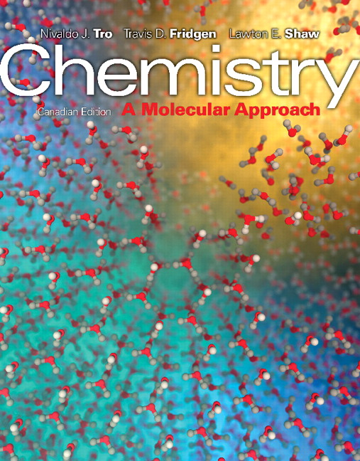 Pearson chemistry a molecular approach first canadian edition view larger cover chemistry a molecular approach fandeluxe Choice Image
