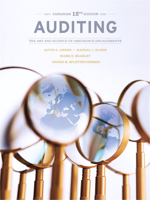 Pearson auditing the art and science of assurance engagements view larger cover fandeluxe Gallery