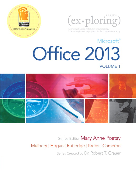Pearson exploring microsoft office 2013 volume 1 mary anne view larger cover exploring microsoft office 2013 fandeluxe Image collections