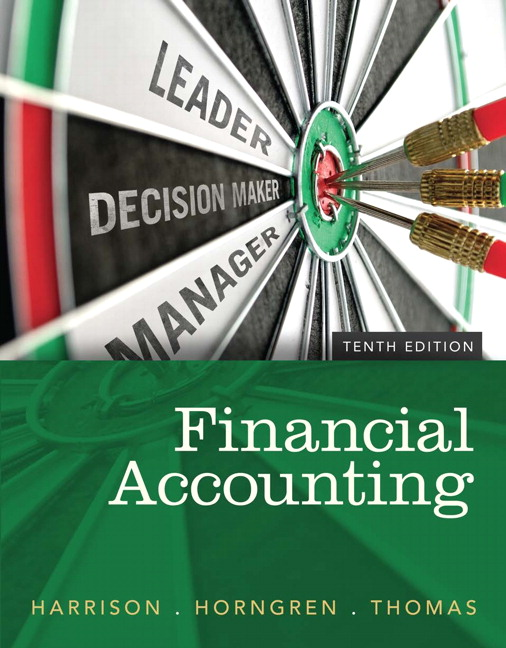 Pearson financial accounting 10e walter t harrison jr view larger cover financial accounting fandeluxe Choice Image