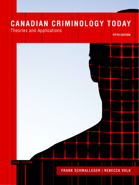 Pearson canadian criminology today theories and applications view larger cover canadian criminology today theories fandeluxe Image collections