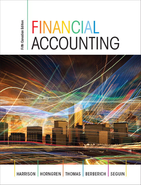 Pearson financial accounting fifth canadian edition plus mylab view larger cover fandeluxe Images