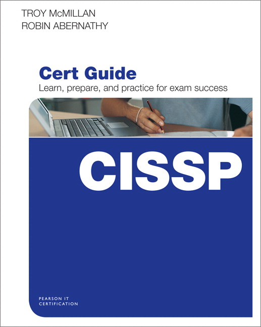 pearson instructor s guide for cissp cert guide troy mcmillan rh catalogue pearsoned co uk ICS 300 Instructor Guide Instructor Manual