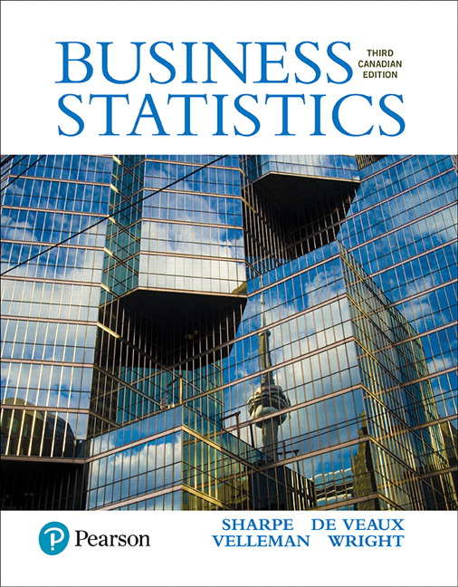 Pearson business statistics third canadian edition 3e norean view larger cover business statistics fandeluxe Images