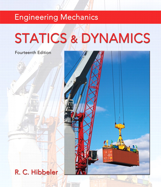 Pearson engineering mechanics statics dynamics 14e russell view larger cover fandeluxe Images