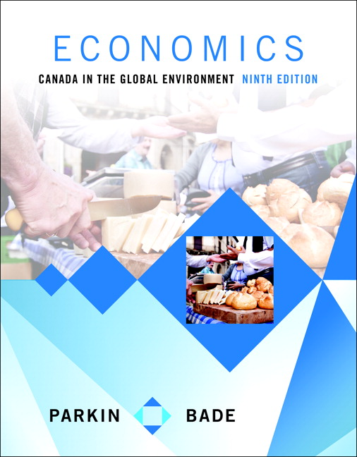 Pearson - Economics: Canada in the Global Environment Plus MyLab ...