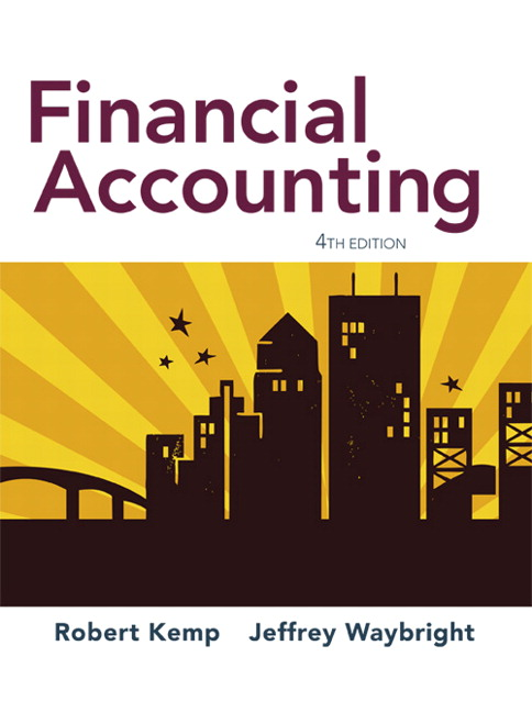 Pearson financial accounting 4e robert kemp jeffrey waybright view larger cover financial accounting fandeluxe Choice Image