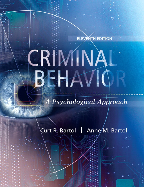 Pearson criminal behavior a psychological approach 11e curt r view larger cover fandeluxe Image collections