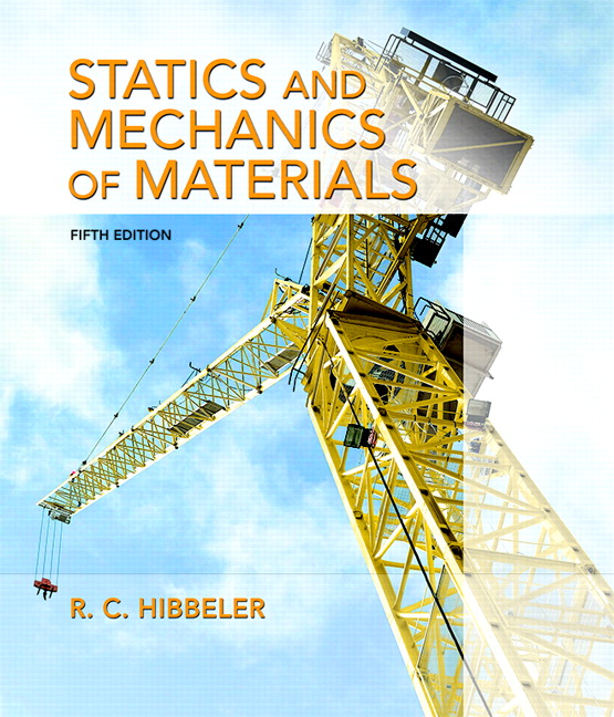 Pearson statics and mechanics of materials 5e russell c view larger cover statics and mechanics of fandeluxe Image collections