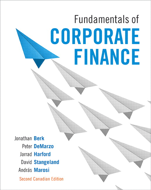 Pearson fundamentals of corporate finance second canadian edition view larger cover fundamentals of corporate finance second canadian edition fandeluxe Image collections