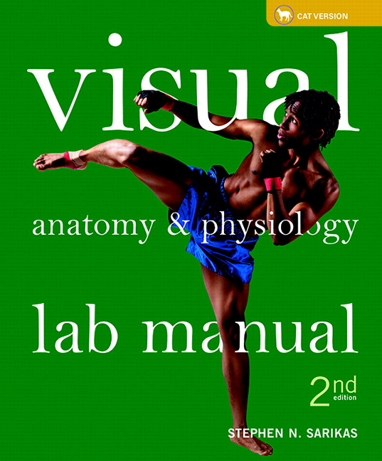 Pearson - Visual Anatomy & Physiology Lab Manual, Cat Version, 2/E ...