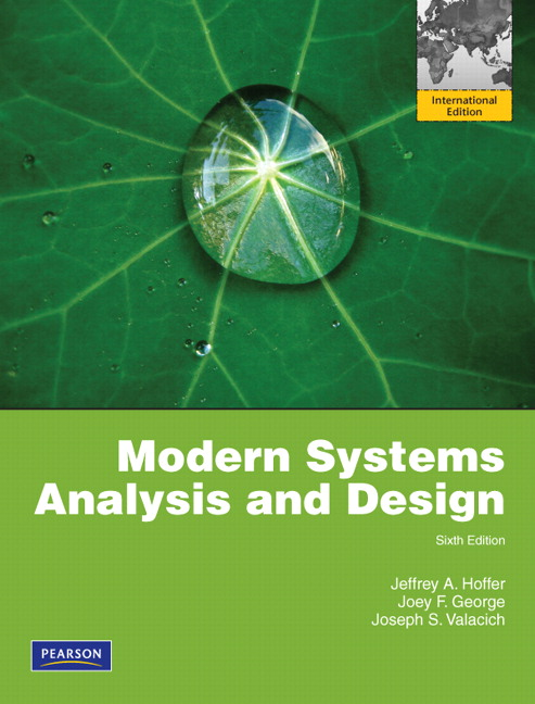 pearson modern systems analysis and design global edition 6 e rh catalogue pearsoned co uk
