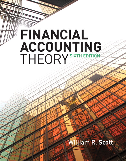 Pearson financial accounting theory 6e william r scott view larger cover financial accounting theory fandeluxe Images