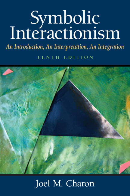 Pearson Symbolic Interactionism An Introduction An