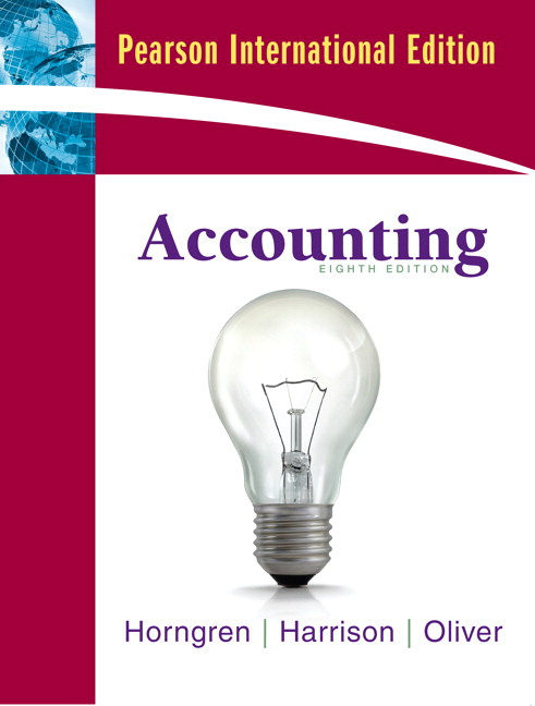 Pearson accounting chapter 1 23 mylab accounting with full view larger cover fandeluxe Images