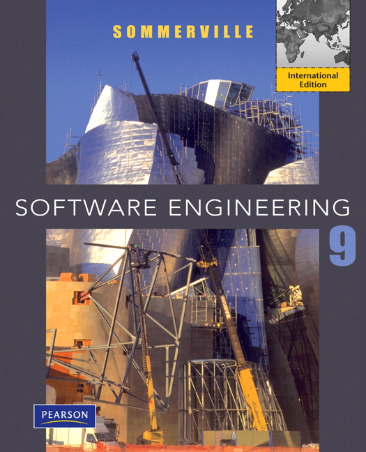 pearson software engineering international edition 9 e ian rh catalogue pearsoned co uk Civil Engineering Manual RCN Engineering Manual