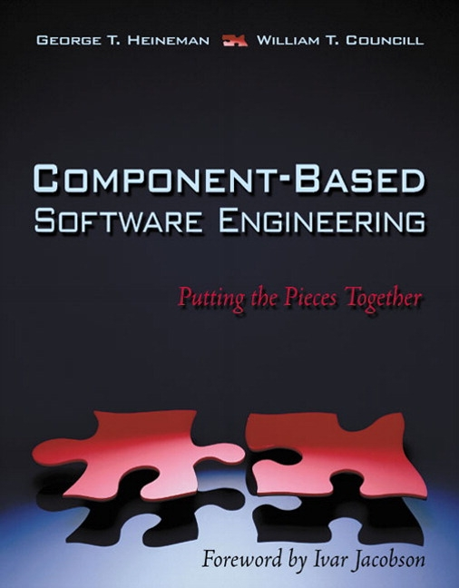 Component-Based Software Engineering: Putting the Pieces Together Cover Image