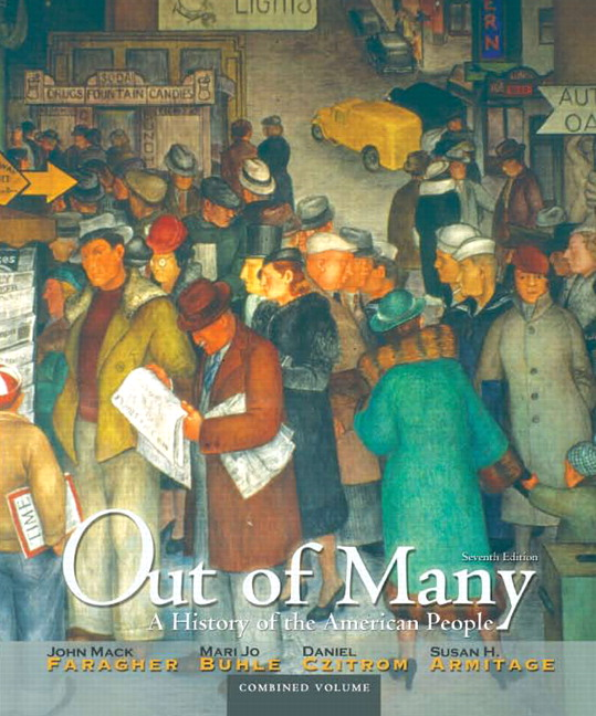 MyLab History for Out of Many: A History of the American People, Combined Volume, 7/e