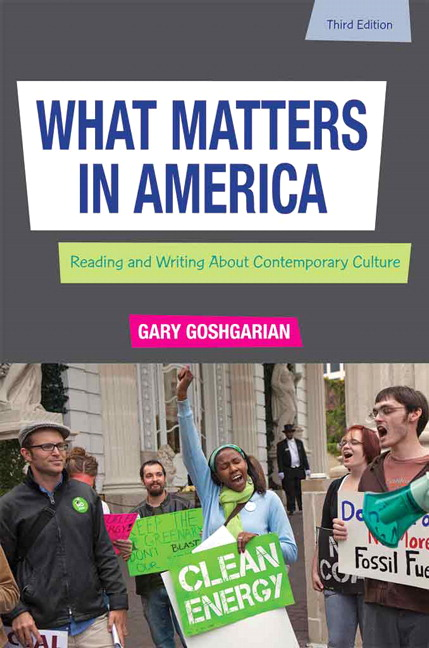 Pearson what matters in america 3e gary goshgarian view larger cover fandeluxe Image collections