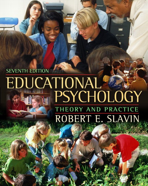 Pearson educational psychology theory and practice 7e robert view larger cover fandeluxe Images