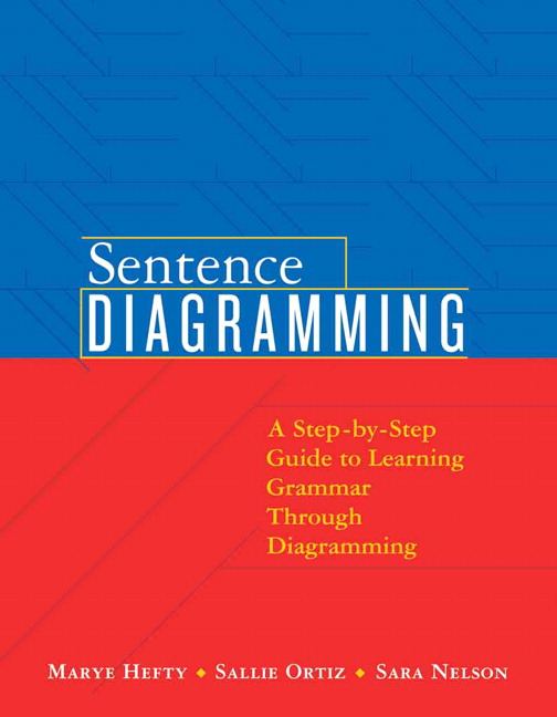 Pearson sentence diagramming a step by step approach to learning view larger cover sentence diagramming ccuart Image collections