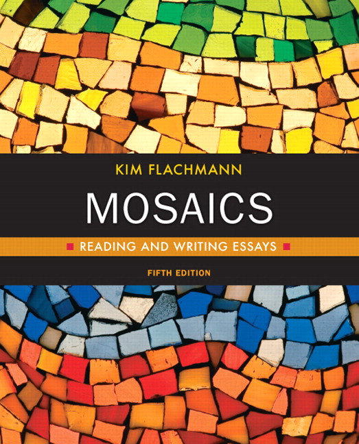 Mosaics: Reading and Writing Essays 6th - Direct Textbook