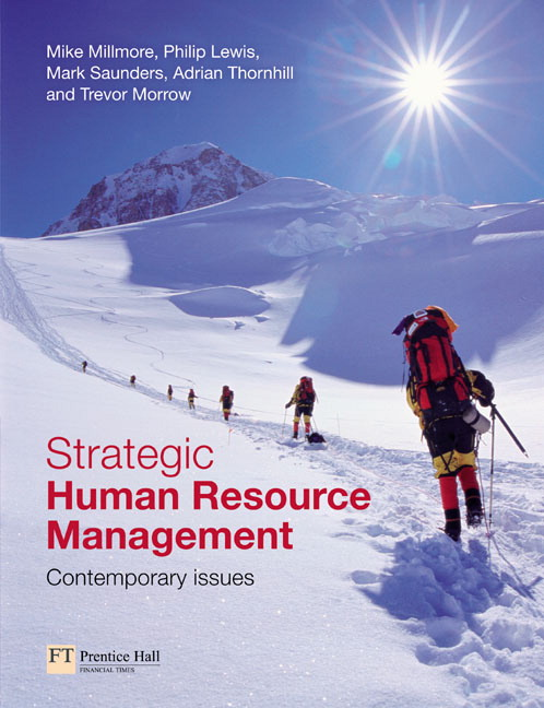 Pearson strategic human resource management contemporary issues view larger cover strategic human resource management contemporary fandeluxe Choice Image