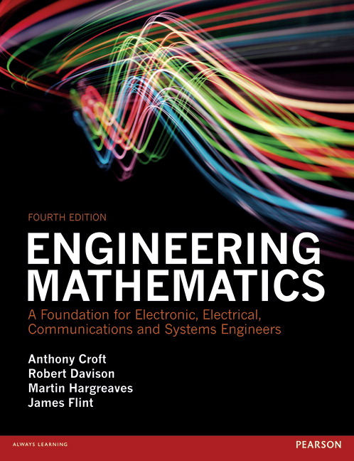 Pearson engineering mathematics pdf ebook 4e anthony croft view larger cover engineering mathematics pdf fandeluxe Images
