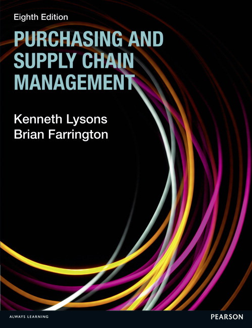 PURCHASING AND SUPPLY MANAGEMENT PDF DOWNLOAD