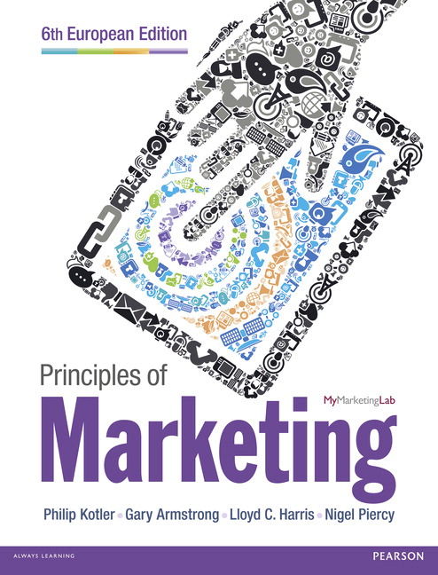 Pearson principles of marketing european edition 6e philip view larger cover fandeluxe Gallery