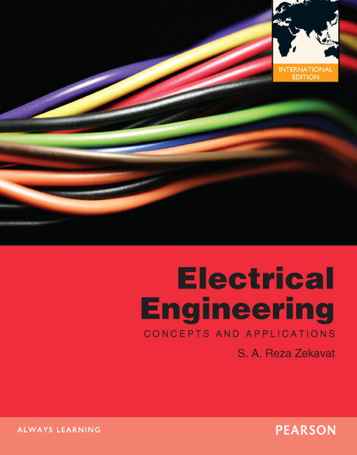 Pearson electrical engineering concepts and applications sa view larger cover electrical engineering concepts and applications sa reza zekavat fandeluxe Image collections