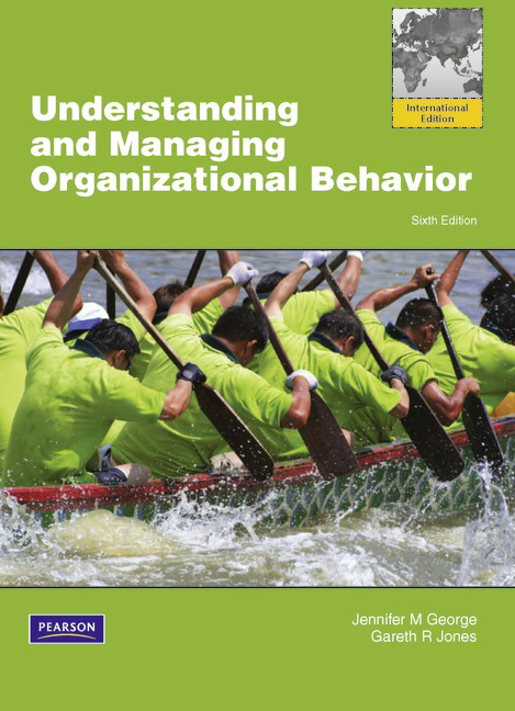Pearson understanding and managing organizational behavior global view larger cover understanding and managing organizational behavior fandeluxe Choice Image