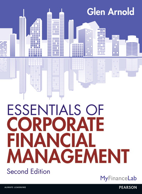 Pearson essentials of corporate financial management 2e glen view larger cover essentials of corporate financial fandeluxe Gallery