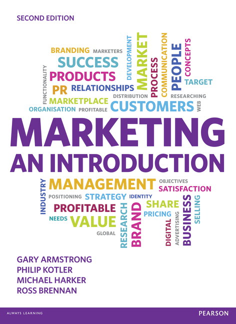 Pearson - Marketing: An Introduction, 2/E - Gary Armstrong, Philip ...