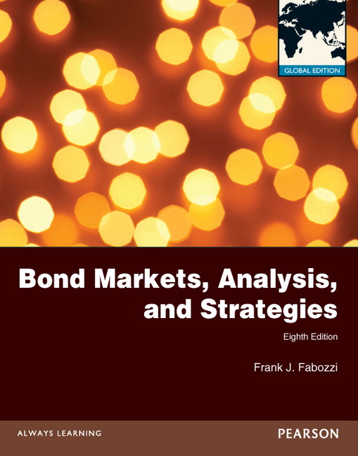 Pearson bond markets analysis and strategies global edition 8 view larger cover bond markets analysis and strategies fandeluxe Image collections