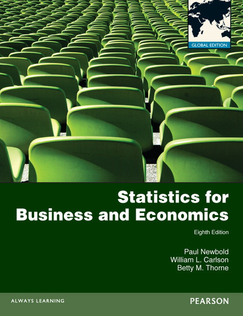 Pearson statistics for business and economics global edition 8e view larger cover statistics for business and economics global edition fandeluxe Gallery