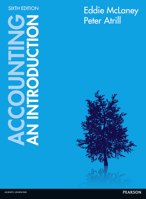 Pearson accounting an introduction 6e eddie mclaney peter view larger cover fandeluxe Image collections