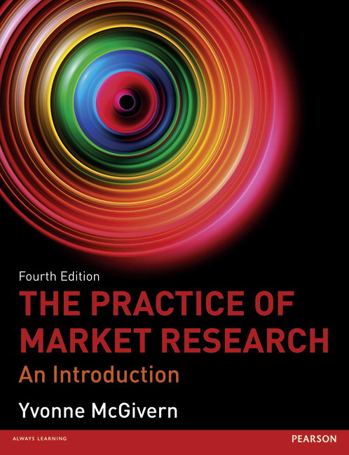 Pearson the practice of market research an introduction 4e view larger cover the practice of market research fandeluxe Image collections