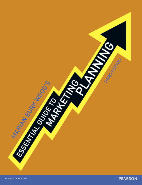 pearson essential guide to marketing planning 3 e marian burk wood rh catalogue pearsoned co uk essential guide to marketing planning 2nd edition essential guide to marketing planning 3rd edition pdf