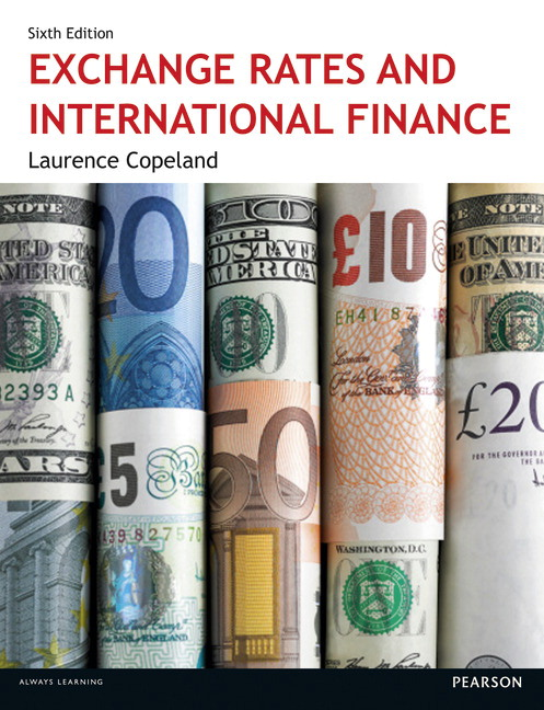 Pearson copelandexchange rates and intep6 6e laurence copeland view larger cover fandeluxe Images